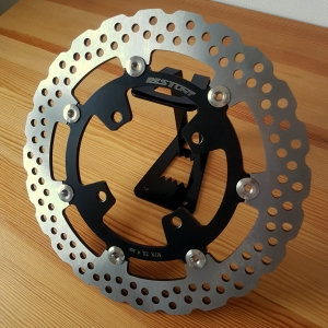 Kawasaki ZX6-R rear Brake Rotor | 300 mm