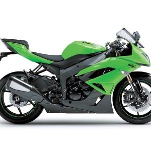 ZX6-R 2009-2012